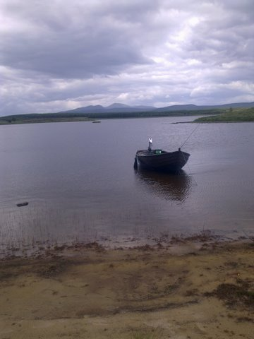 Loch Beannach courtesy of Brian Stapleton